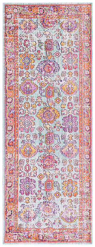 "Home Accents Antioch 3' x 7' 10"" Rug, , large"