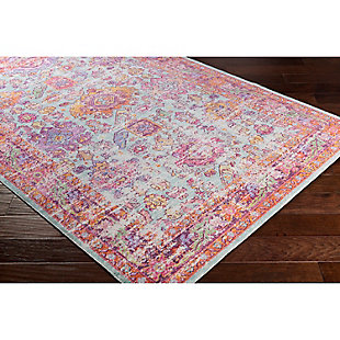 "Home Accents Antioch 5' 3"" x 7' 3"" Rug, Multi, rollover"