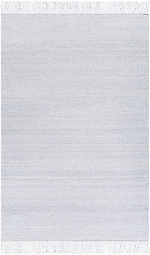 """Home Accent Salvatore 5' x 7'6"""" Area Rug, Black/Gray, large"""