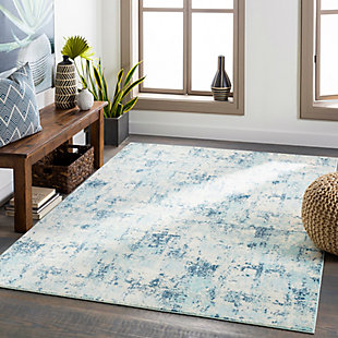 "Home Accent Schull 5'3"" x 7'3"" Area Rug, Brown/Beige, rollover"