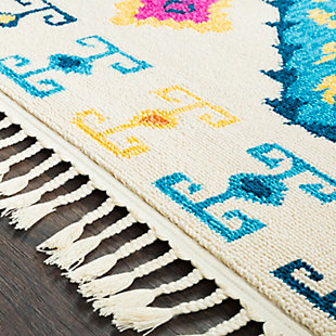 "Home Accents Love 9' 3"" x 12' 1"" Rug, Multi, rollover"