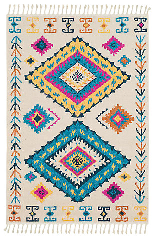 Home Accents Love 2' x 3' Rug, , large