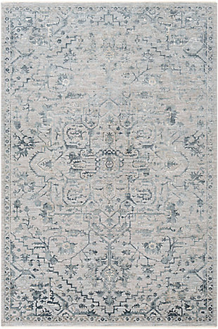 "Home Accent Kennington 5' x 7'5"" Area Rug, Green, large"