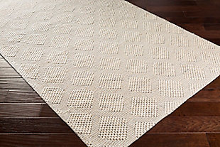 "Home Accent Laguerre 5' x 7'6"" Area Rug, Brown/Beige, rollover"