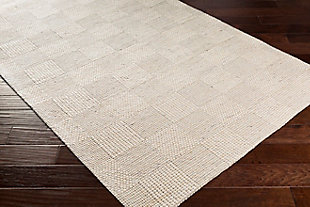 "Home Accent Mister 5' x 7'6"" Area Rug, Brown/Beige, rollover"