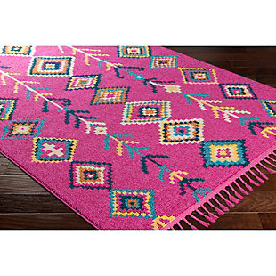 "Home Accents Love 2' 7"" x 7' 3"" Runner, Multi, rollover"