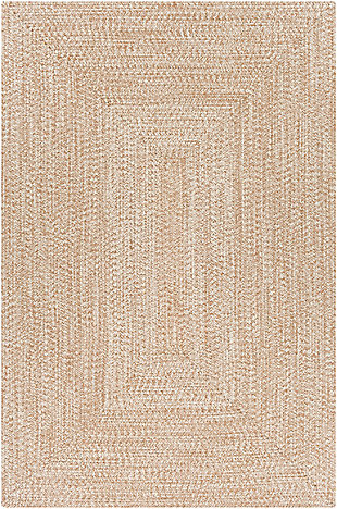 "Home Accent Russum 5' x 7'6"" Area Rug, Brown/Beige, large"