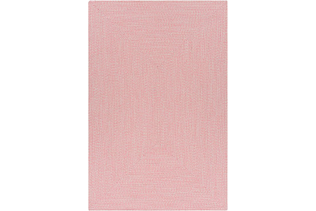 """Home Accent Russum 5' x 7'6"""" Area Rug, Red/Burgundy, large"""