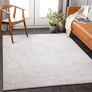 "Home Accent Mckeel 5'3"" x 7'7"" Area Rug, Brown/Beige, rollover"