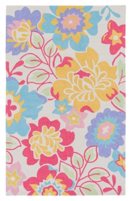 Home Accents Peek-A-Boo 3' x 5' Rug, , large