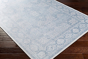 "Home Accent Noland 5'3"" x 7'3"" Area Rug, Blue, rollover"