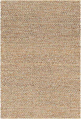 "Home Accent Cassady 5' x 7'6"" Area Rug, Brown/Beige, large"