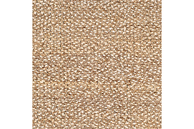 """Home Accent Cassady 5' x 7'6"""" Area Rug, Brown/Beige, large"""