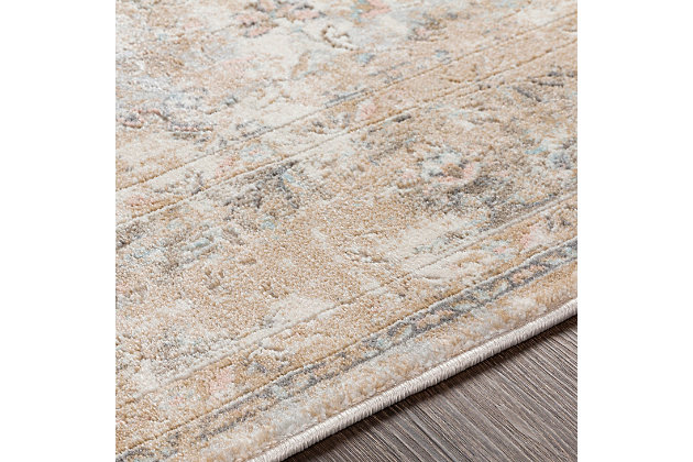 "Home Accent Keane 5'3"" x 7'3"" Area Rug, Brown/Beige, large"