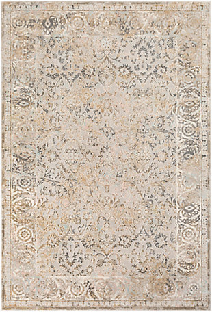 "Home Accent Rawls 5'3"" x 7'3"" Area Rug, Brown/Beige, large"