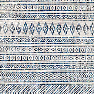"Surya Eagean 5'3"" x 7'7"" Area Rug, Blue, large"