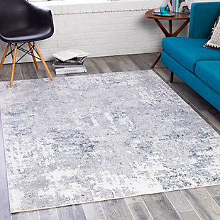 "Home Accent Lelah 5'3"" x 7'3"" Area Rug, Brown/Beige, rollover"