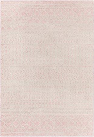 Surya Elaziz 2' x 3' Accent Rug, Red/Burgundy, large