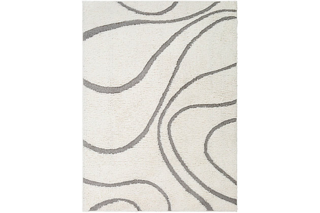 """Home Accent Madalene 5'3"""" x 7'3"""" Area Rug, Brown/Beige, large"""
