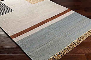 "Home Accent Lynwood 5' x 7'6"" Area Rug, Brown/Beige, rollover"