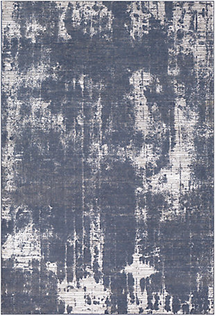 "Home Accent Janae 5'3"" x 7'3"" Area Rug, Blue, large"