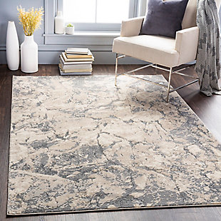 "Home Accent Alline 5'3"" x 7'3"" Area Rug, Brown/Beige, rollover"