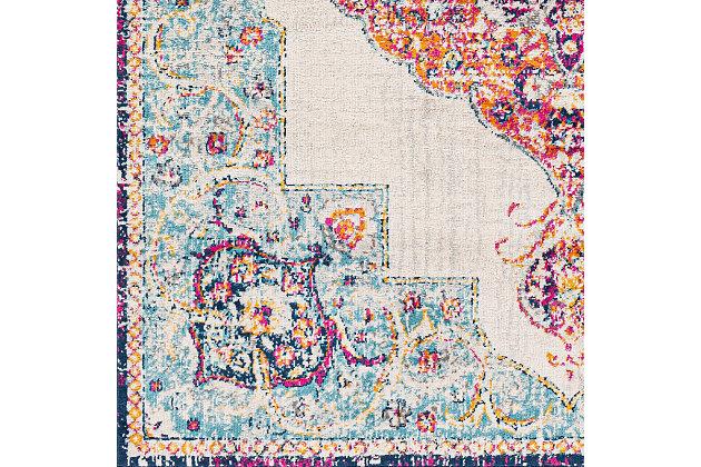 "Surya Floransa 5'3"" x 7'1"" Area Rug, Red/Burgundy, large"
