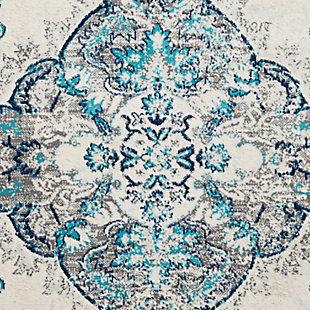 "Surya Floransa 5'3"" x 7'1"" Area Rug, Blue, large"