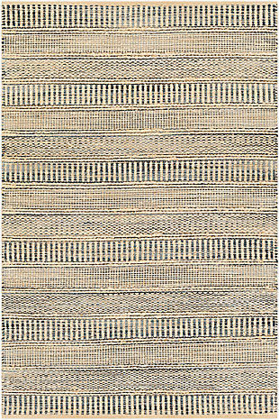 Home Accent Pershall 5' x 8' Area Rug, Blue, large
