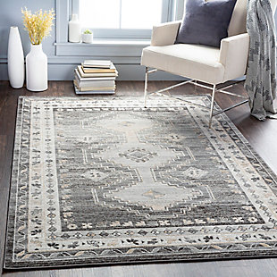 "Home Accent Nylander 5'3"" x 7'3"" Area Rug, Brown/Beige, rollover"