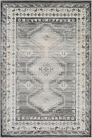 "Home Accent Nylander 5'3"" x 7'3"" Area Rug, Brown/Beige, large"