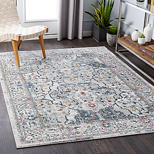 """Home Accent Mcniff 5'3"""" x 7'3"""" Area Rug, Brown/Beige, rollover"""