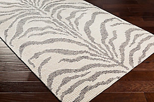 "Home Accent Suzann 5' x 7'6"" Area Rug, Brown/Beige, rollover"