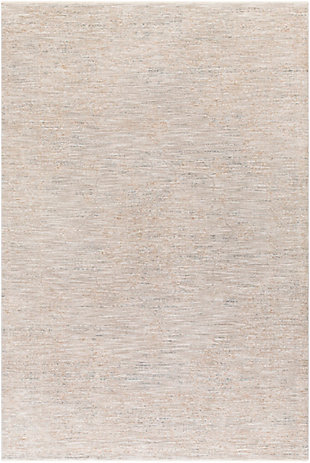 """Home Accent Kacie 5' x 7'5"""" Area Rug, Brown/Beige, large"""