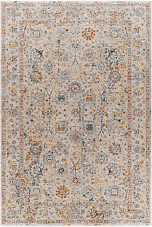 """Home Accent Raye 5' x 7'5"""" Area Rug, Blue, large"""
