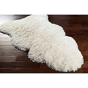 Home Accents Artistic Weavers Sheep Pearl Rug 3' x 5', , rollover