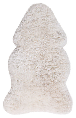Home Accents Artistic Weavers Sheep Pearl Rug 3' x 5', , large