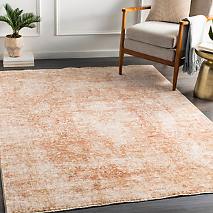 """Home Accent Page 5' x 8'2"""" Area Rug, Brown/Beige, rollover"""