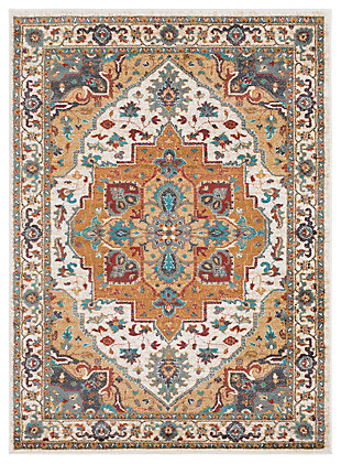 "Home Accents Nicea Rufus 5'3"" x 7'3"", Multi, large"