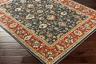 "Home Accents Nicea Flours 6'7"" x 9'6"", Multi, rollover"