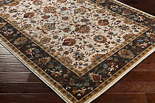 "Home Accents Nicea Flours 5'3"" x 7'3"", Multi, rollover"