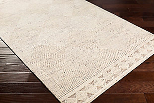 "Home Accent Guadarrama 5' x 7'6"" Area Rug, Brown/Beige, rollover"