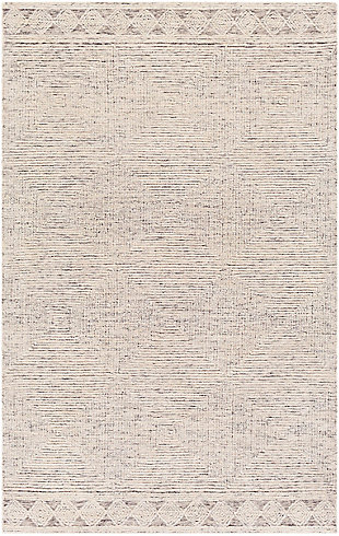 "Home Accent Guadarrama 5' x 7'6"" Area Rug, Brown/Beige, large"