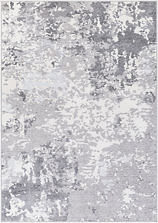 """Home Accent Dawne 5'2"""" x 7' Area Rug, Brown/Beige, large"""