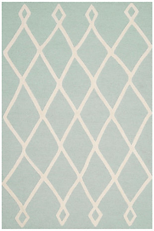 Safavieh 3' x 5' Rug, Blue, large