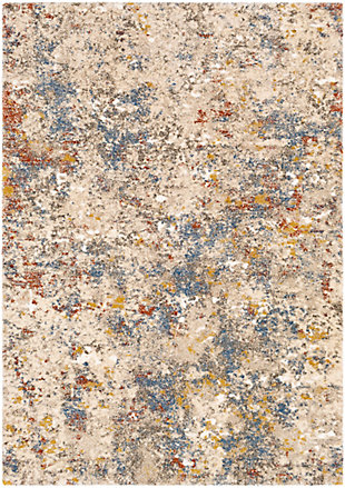 "Home Accent Stamant 5'3"" x 7'3"" Area Rug, Metallic, large"