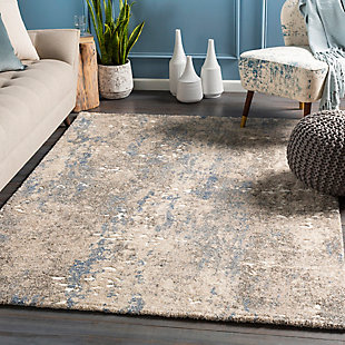 "Home Accent Arrowood 5'3"" x 7'3"" Area Rug, Blue, rollover"