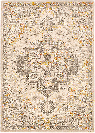 "Home Accent Downer 5'3"" x 7'3"" Area Rug, Metallic, large"