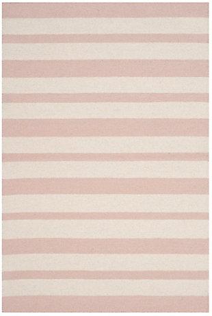 Safavieh 3' x 5' Rug, Pink, large