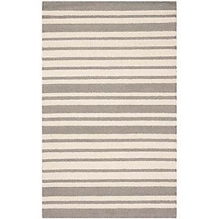 Safavieh 3' x 5' Rug, Gray, large